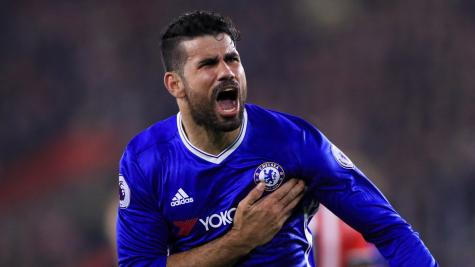 Diego Costa: Chelsea are treating me as a criminal