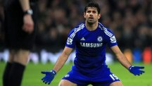 Diego Costa will miss the Manchester City clash