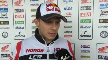 Difficult weekend for Bradl at Phillip Island