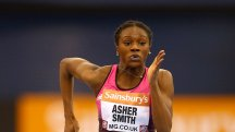 Dina Asher Smith is currently the world's fastest junior athlete over both the 100 and 200 metres