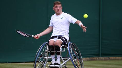 Disappointment for Britain's Alfie Hewett in US Open wheelchair singles final
