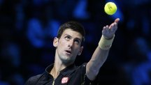Novak Djokovic is the form player heading into the French Open