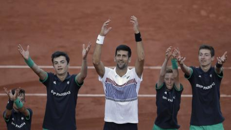 French Open 2017: Djokovic considers break from tennis after shock exit