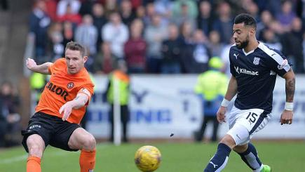 Live: Dundee v Dundee United