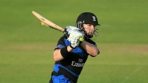 Mark Stoneman cracked a century for Durham against Yorkshire