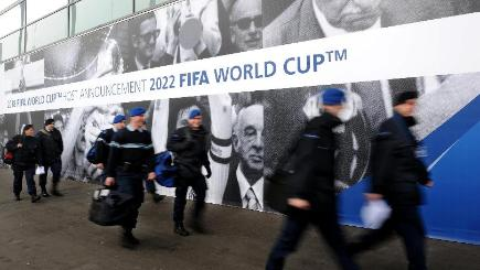 UEFA has called for FIFA's election to be postponed