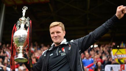 Howe named LMA Manager of the Year