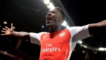 Danny Welbeck is paying back his £16million transfer fee