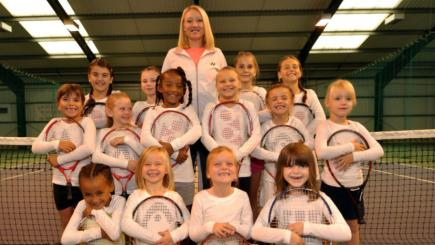 Elena Baltacha's charity lives on after she sadly passed away earlier this year