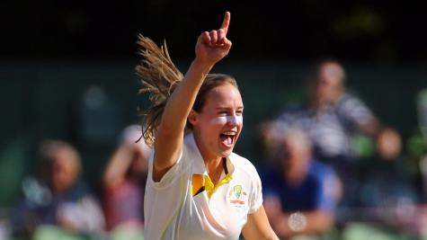Ellyse Perry's double century puts Australia in control of Ashes Test