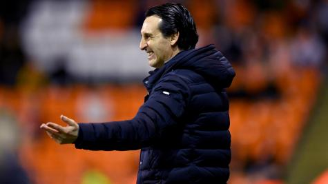 Emery admits Arsenal can only afford loan signings in January