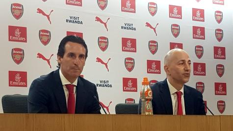 Emery happy with Arsenal recruitment and says more signings are unlikely