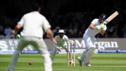 England impress after tricky start