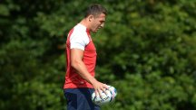 The pressure is on Sam Burgess to prove his doubters wrong