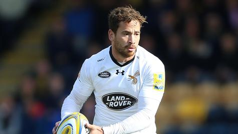 England fly-half Danny Cipriani to leave Wasps at end of season