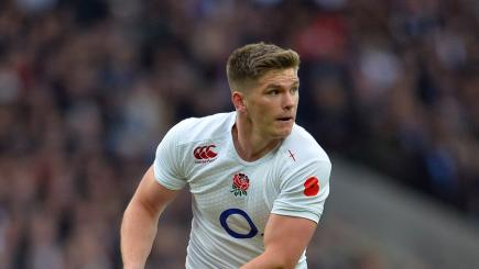 Farrell ruled out of Six Nations
