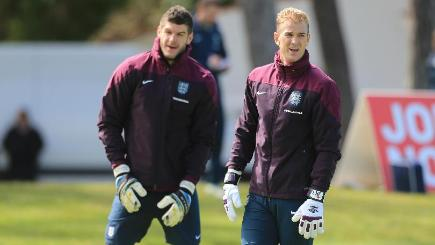 Forster: England lucky to have goalkeeper Hart