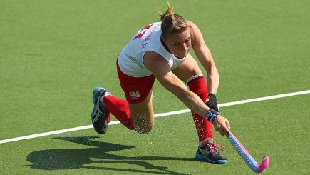 England hockey captain Kate Richardson-Walsh
