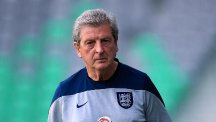 England are unbeaten under Roy Hodgson since the World Cup