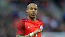 England defender Nathaniel Clyne relishes the competition within the squad