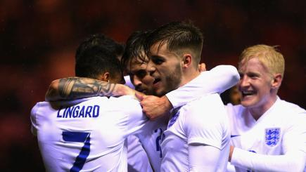 England come from behind to defeat Germany