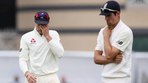 England up against it as South Africa assume control at Trent Bridge