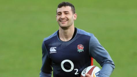 England wing Jonny May heading to Leicester