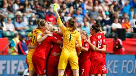 England women enjoyed an impressive World Cup campaign in Canada