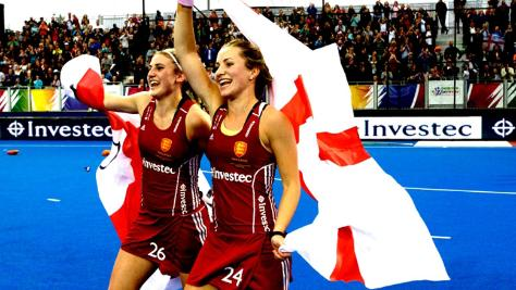 England women's hockey
