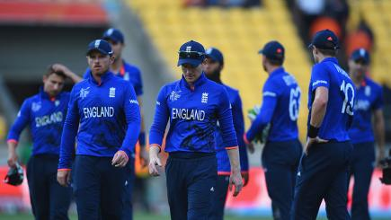 Eoin Morgan and his team are heading for an early exit