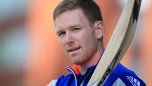Eoin Morgan was impressed that England managed to tailor their game to the surroundings in Port Elizabeth