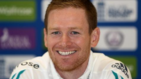 Eoin Morgan pleased with England progress ahead of Champions Trophy