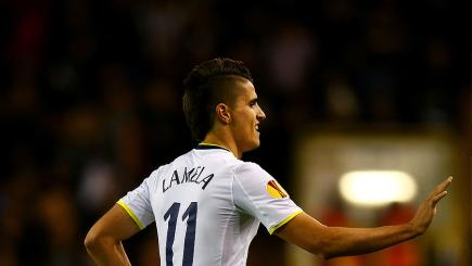 Erik Lamela scored an unbelievable goal