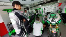 Eugene Laverty: 'I had to go for this chance'