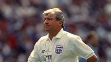 Terry Venables was in charge of England during Euro 96