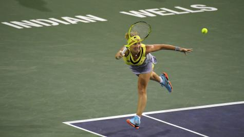 Evergreen Kuznetsova reaches final in Indian Wells for first time since 2008