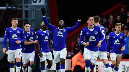 Deulofeu and Lukaku star as Everton sink Boro