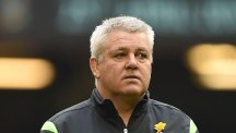 Warren Gatland, pictured, has handed Tomas Francis his Wales debut
