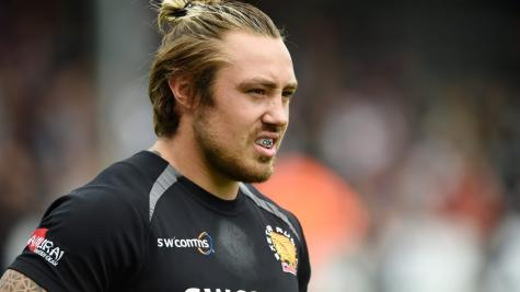 Exeter's Jack Nowell set to miss games for club and country with 'fractures'