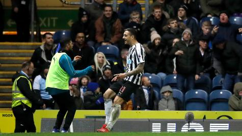 Newcastle avoid another upset in FA Cup