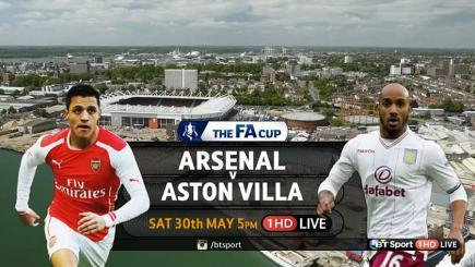 Aston Villa Vs Arsenal Live - video dailymotion