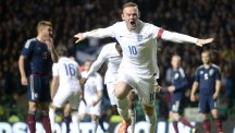 Wayne Rooney's current England tally stands at 48 goals