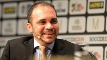 Prince Ali Bin Al Hussein of Jordan has been nominated by the Football Association for the FIFA presidency
