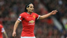 Colombia international Radamel Falcao has struggled to show his best at Manchester United