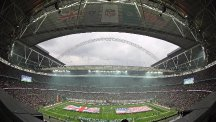 The NFL is returning to Wembley this weekend
