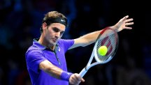 Roger Federer will play Grigor Dimitrov in the quarter-finals in Basle