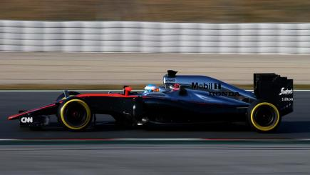 Alonso thought it was 1995 - report