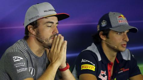 Fernando Alonso takes swipe at Honda after dismal practice day in Barcelona