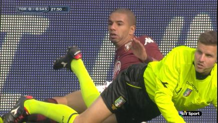 Fifth official taken out by Torino star
