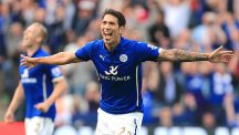 Leonardo Ulloa impressed in Leicester's win